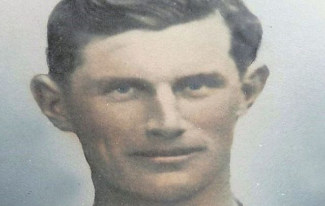 Tipperary footballer Michael Hogan.