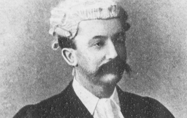 """Frederic Weatherly (4 October 1848 – 7 September 1929), the English lawyer, author, lyricist, and broadcaster who penned the words to \""""Danny Boy.\"""""""