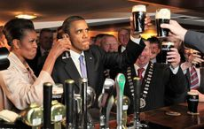 When Barack Obama's Irish ancestor from County Offaly was discovered