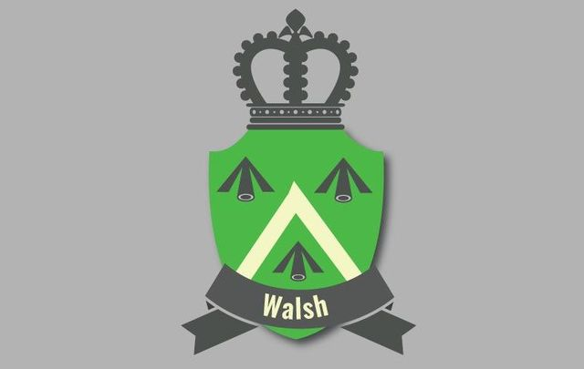 Here are some interesting facts about the Irish last name Walsh, including its history, family crest, coat of arms, and famous clan members.