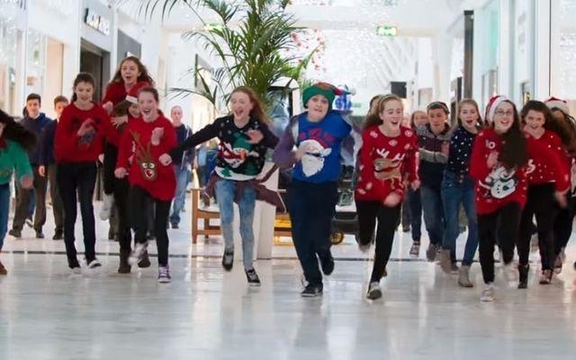 This TG Lurgan produced Irish language Christmas song seasonal medley is sure to warm your heart!