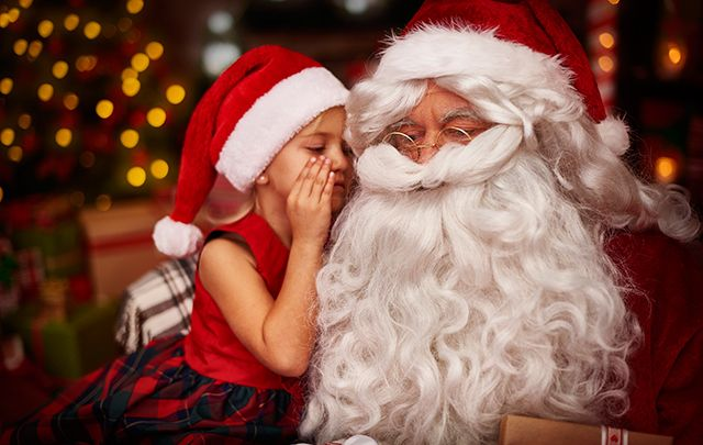 "One September evening in 1897, eight-year-old Virginia O'Hanlon tearfully asked her father, ""Is Santa real?"""