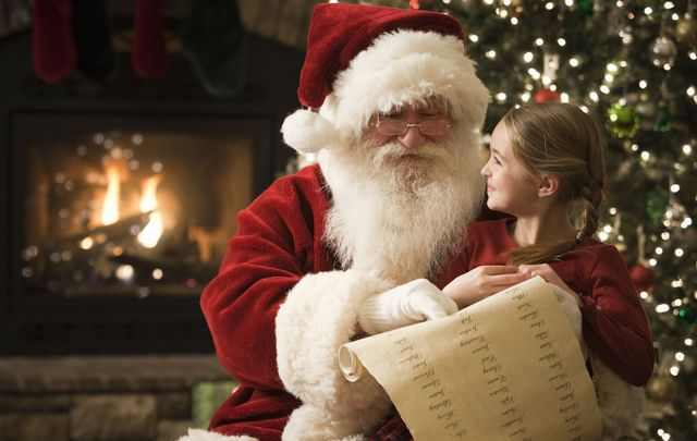 "One September evening in 1897, eight-year-old Virginia O'Hanlon tearfully asked her father, ""Is Santa real?\"""