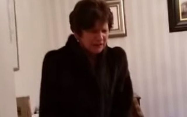 An Irish mother loses it when she thinks her Christmas ham was eaten by the dog.