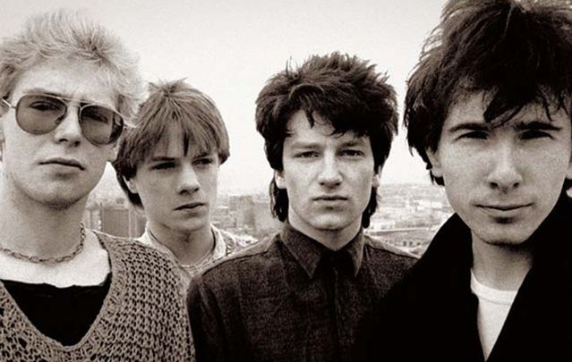 """New Year's Day"" was U2's first UK hit single, as well as their first major international hit."