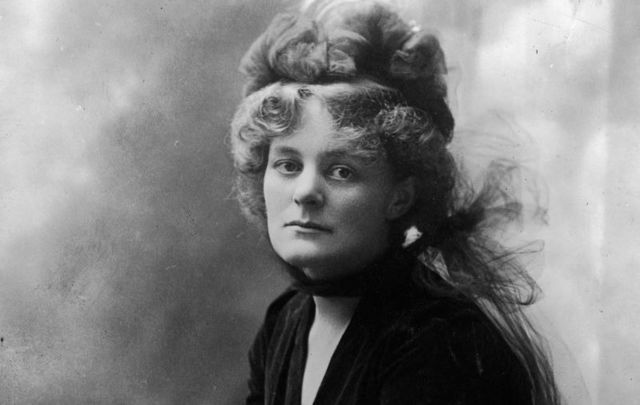 Maud Gonne is but one of the many amazing females central to Irish history