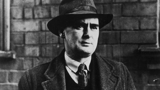 In honor of the anniversary of the sad day when Flann O\'Brien passed away in 1966.