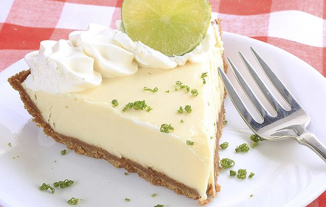 Key Lime Pie: Chef Gilligan serves up some Memorial Day advice and a delicious pie recipe.