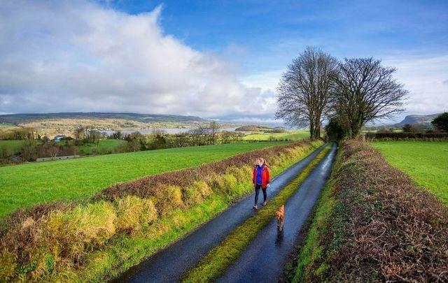 The Beara-Breifne Way, Co Cavan.