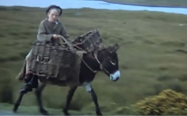 Travel back in time with this extraordinary footage of the Irish countryside and the heart of Dublin in the 1950s.
