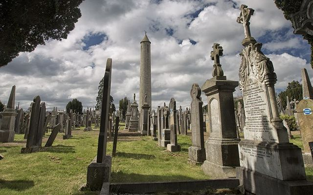 Glasnevin Cemetery, Dublin: 'Dead Funny' traces the funniest gravestone epitaphs in Ireland.