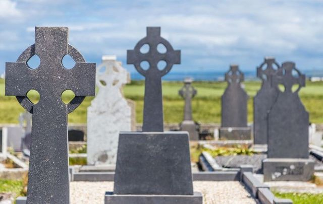 'Dead Funny' traces the funniest gravestone epitaphs in Ireland.
