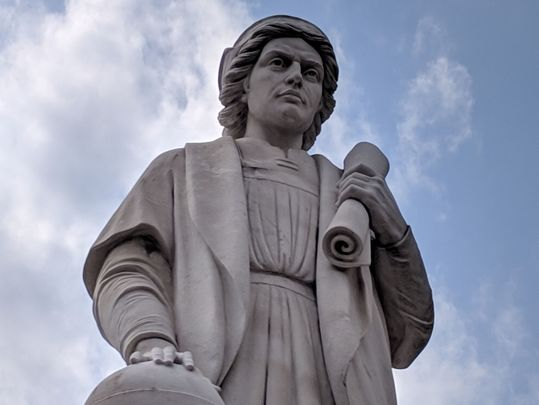 Christopher Columbus: Time to recognize other great Italians on Columbus Day not a murderous tyrant.