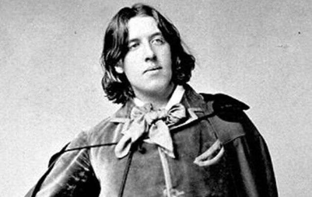 Oscar Wilde: Just one of the many Irishmen who won the world over with his turn of phrase.