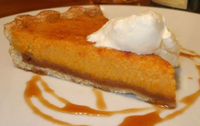 An Irish addition to a wonderful US fall recipe. Perfect for Halloween: Irish whiskey pumpkin pie.