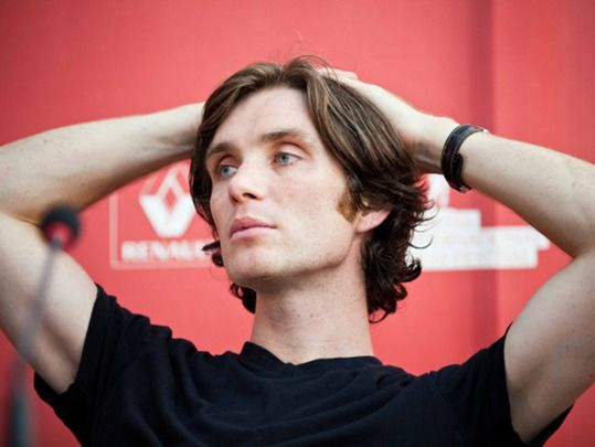 A prime Irish hottie from Douglas, County Cork: the delectable Cillian Murphy.
