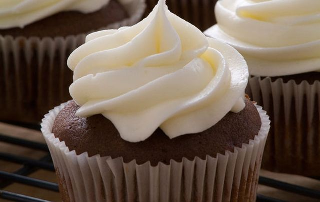 Guinness and Bailey's Irish Cream cupcakes - great for St. Patrick's Day or any time at all.