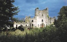 The haunted castles of County Offaly