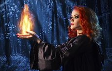 Irish women on trial for witchcraft
