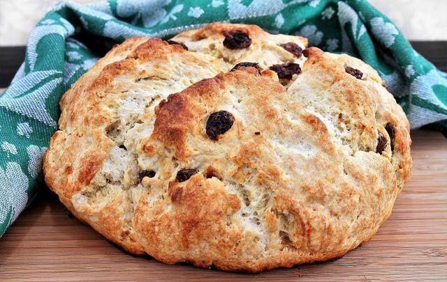 Learn how to make Irish soda bread.