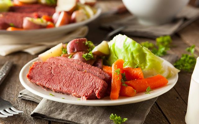 St. Patrick's Time corned beef How long to make brisket to purchase
