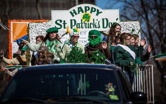 St. Patrick\'s Day parade