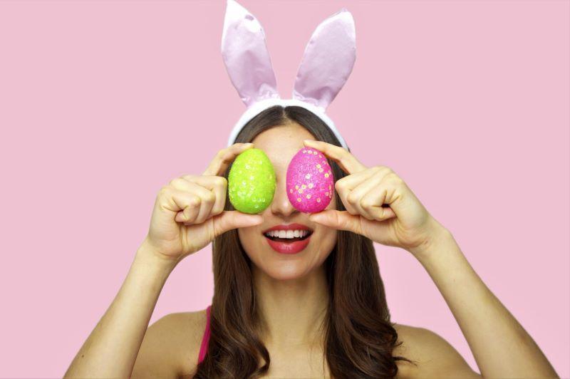 Resipi tembakan telur krem Ireland untuk Paskah
