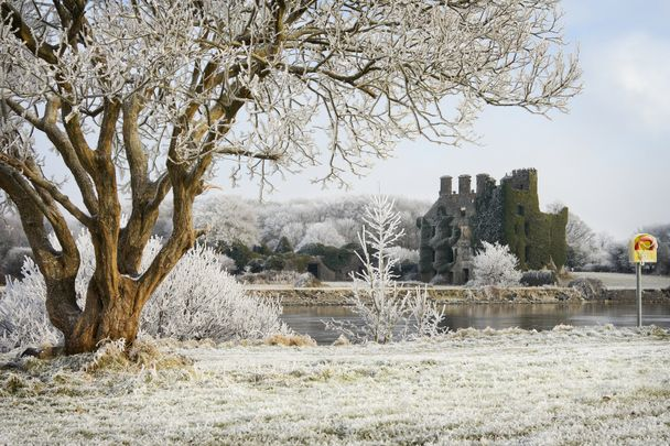 Forecasters predict harsh winter for Ireland this year.