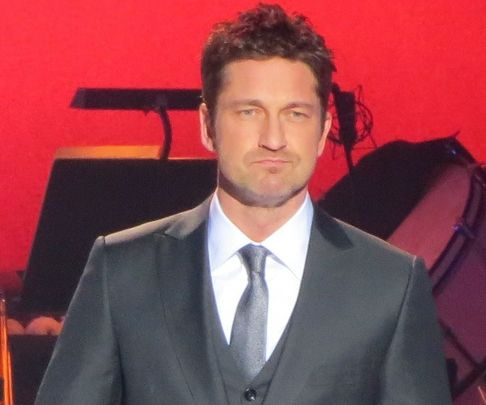One of the more famous Butlers, Gerard Butler, star of PS I love you.