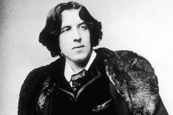Oscar Fingal O'Flahertie Wills Wilde pictured in 1889