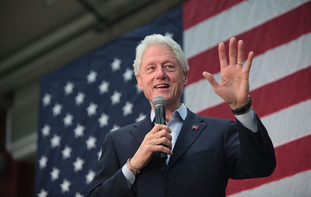 "Back in the White House, Bill Clinton would prefer ""First Laddie"" to ""First Gentleman,"" in a nod to his Irish roots."