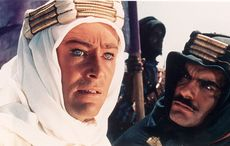 """Omar Sharif reminisces about drinking whiskey under the stars with """"Lawrence of Arabia"""" Peter O'Toole"""