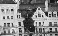 1984 - An IRA terrorist bomb kills 5 people at the Grand Hotel, Brighton