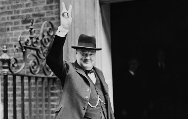 Winston Churchill once said he wanted to see a United Ireland