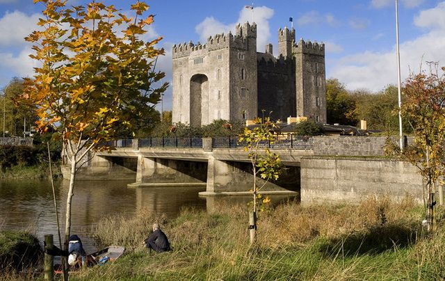 Bunratty Castle, County Clare.