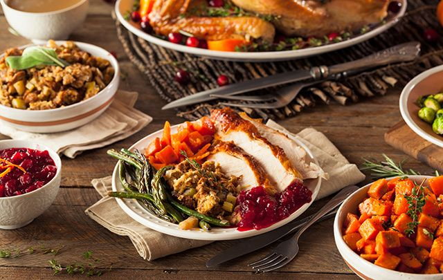 """Try these quick and easy tips to make your Thanksgiving more """"Irish"""" this year."""