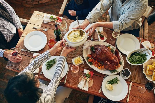 """Try these quick and easy tips to make your Thanksgiving more \""""Irish\"""" this year."""