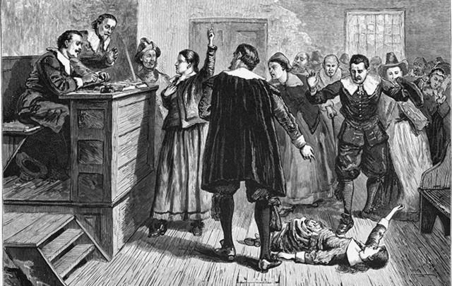After his experience with Glover, Maher is called to testify at the Salem witch trials.