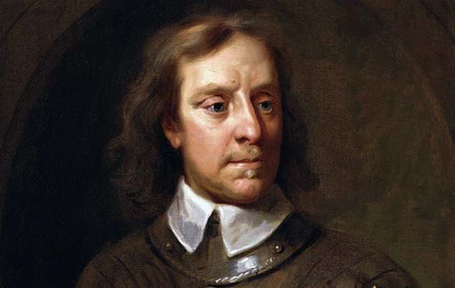 New reports are set to shock historians - Oliver Cromwell was a metro-sexual in touch with his feminine side.