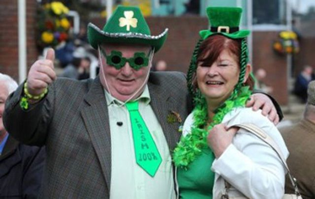 What rubbish do your Irish parents say on St. Patrick's Day?