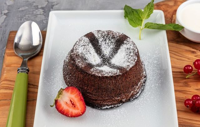 Say Slainte with a Baileys souffle this St. Patrick\'s Day
