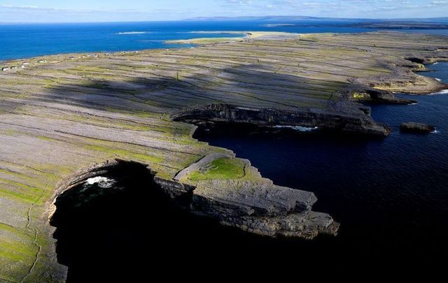 Inishmore on the Aran Islands - one the most wonderfully wild places in Ireland