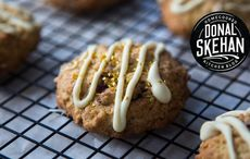 Cookie Month: Cranberry and white chocolate cookies recipe