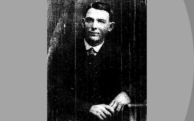Faces of the Titanic: Jeremiah Burke sent a message in a bottle before his death