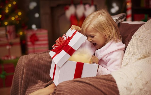 The pressure of shopping for that special someone at Christmas.