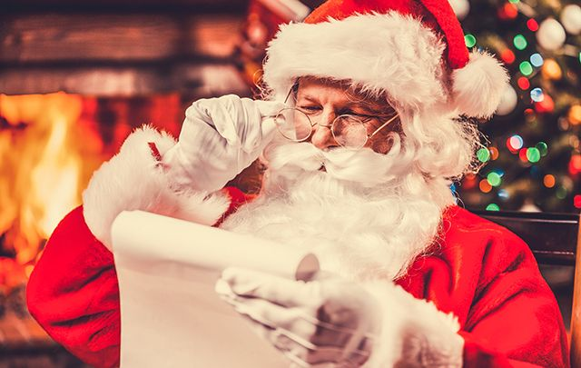 A 105-year-old Santa letter offers a fascinating glimpse into the Christmas spirit of old.