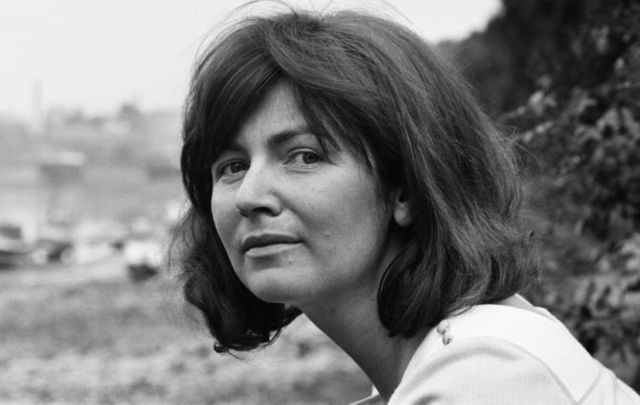 Three cheers to one of Ireland\'s greatest living writers, Edna O\'Brien, pictured here in 1968.