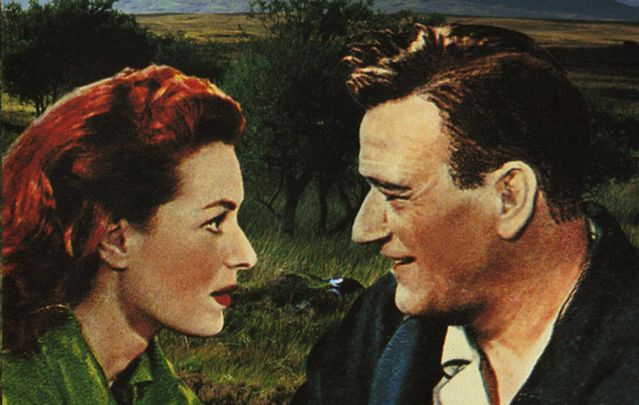 """Watch """"The Quiet Man"""" before you visit Ireland: Rolling green hills, fascinating history, romance, wit and the infamous Irish 'craic.'"""