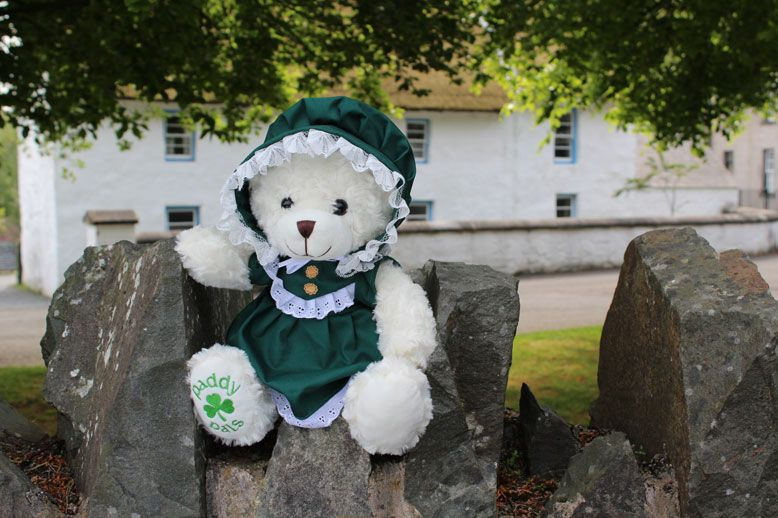 Róisín - The Irish Colleen. Photo: Paddy Pals