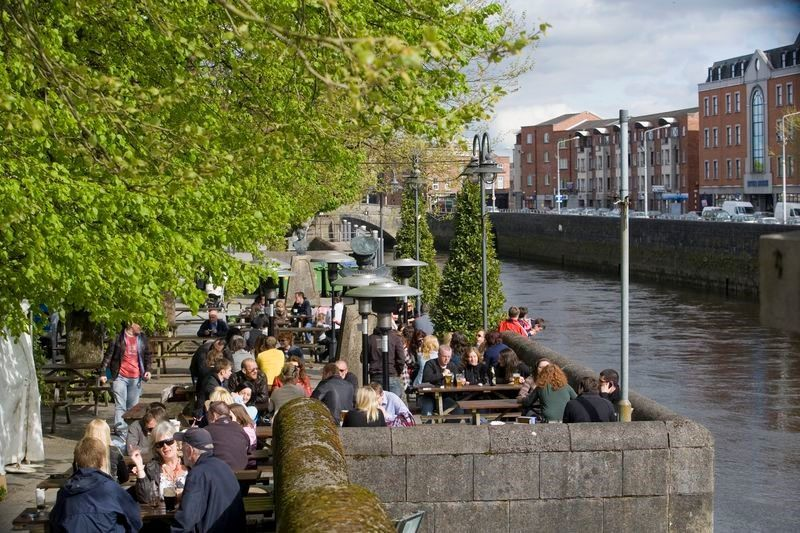 River Liffey | river, Ireland | Britannica